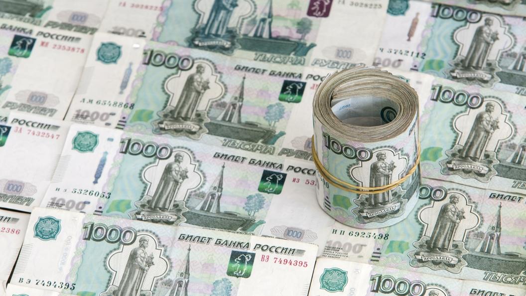Доля теневой экономики в России составила почти 40 процентов ВВП