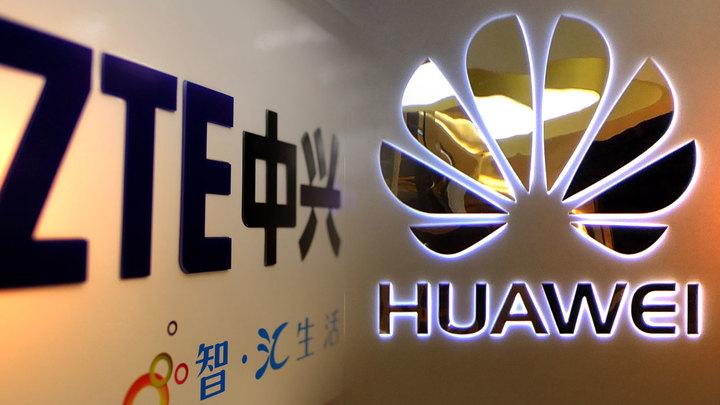 Запрет продаж Huawei и ZTE в США ведет к торговой войне с Китаем