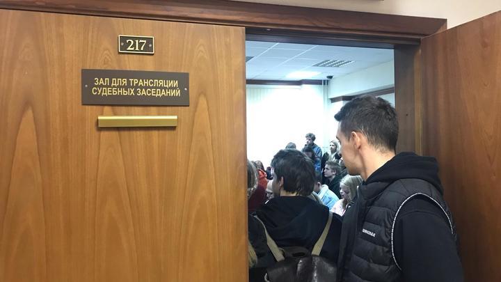 Суд не пощадил студента ВШЭ? Егору Жукову выносят обвинительный приговор за экстремизм