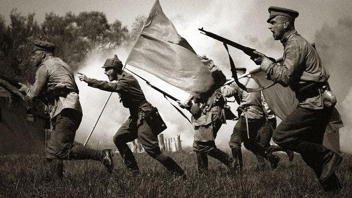 Крах идеи мировой революции: Провидение остановило большевиков у Варшавы