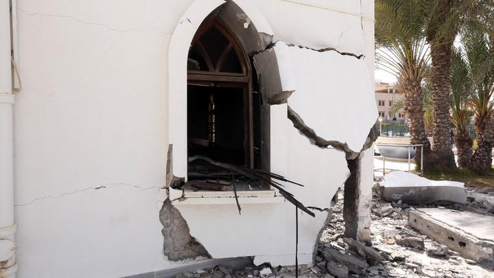 Количество жертв взрыва в синайской мечети выросло до 120