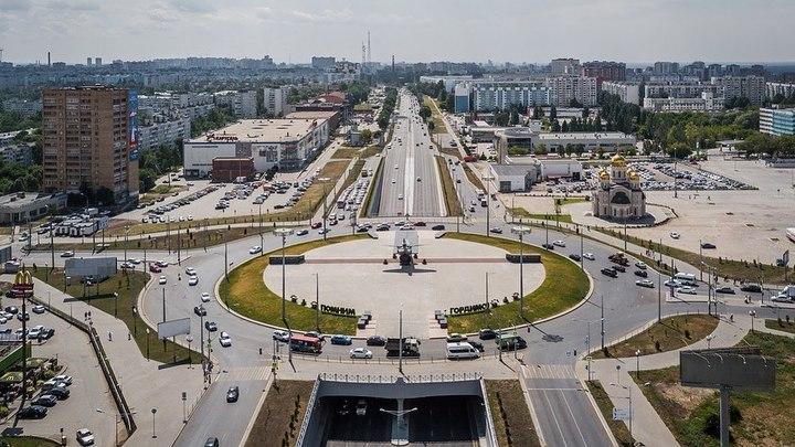 В Самаре предложили построить второй этаж над Московским шоссе: до аэропорта из центра  за 40 минут