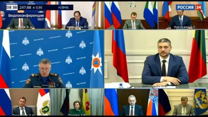 Трутнев поддержал повышение компенсаций пострадавшим от паводков забайкальцам