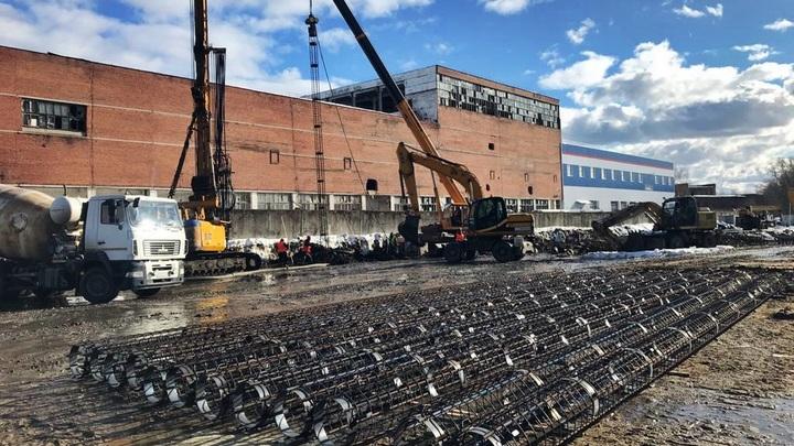 На строительство Рпенского проезда выделено еще 726 миллионов рублей