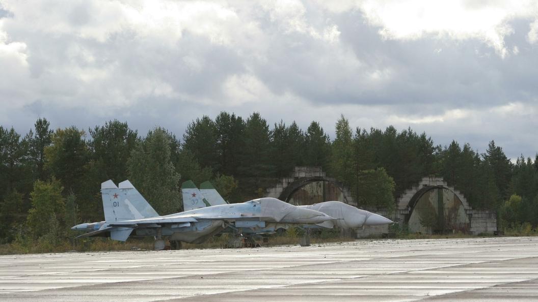 Достоинства русских истребителей Су-27 оценил специалист National Interest