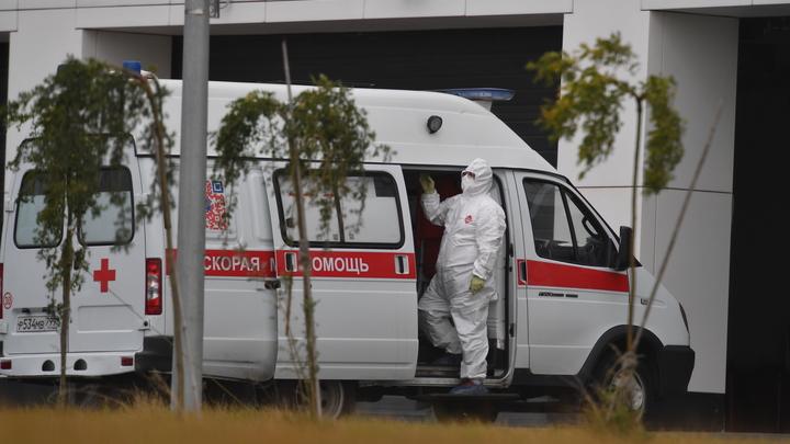 Тяжелых больных стало больше: ситуация с коронавирусом в Санкт-Петербурге ухудшается