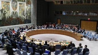Россия наложила вето на японский проект резолюции по Сирии