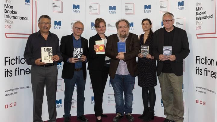 Обнародован список номинантов на Букеровскую премию