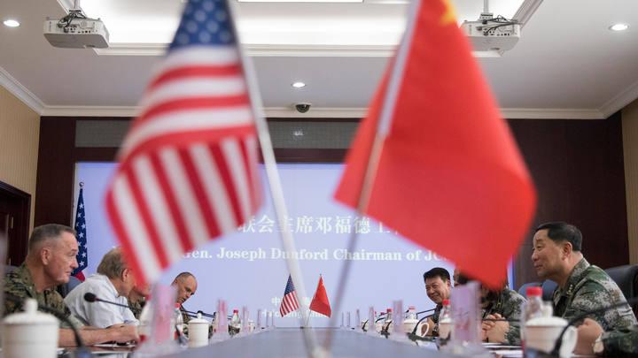 Пентагон ждет отмашки для переброски отрядов морских котиков к берегам Китая - СМИ