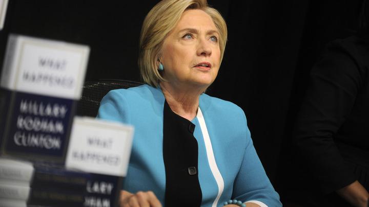 Хиллари Клинтон видит себя королевой из сериала Игра престолов