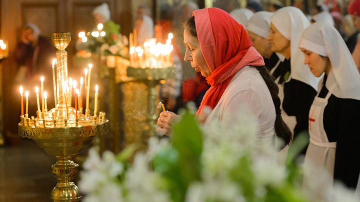 Пасха - открытые службы в храмах. В каких регионах России не стали закрывать двери верующим
