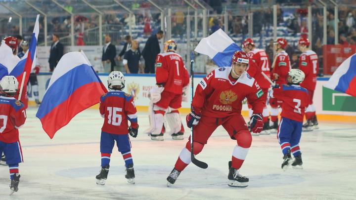 Россия уступила, но наши играли в самый искренний хоккей в мире