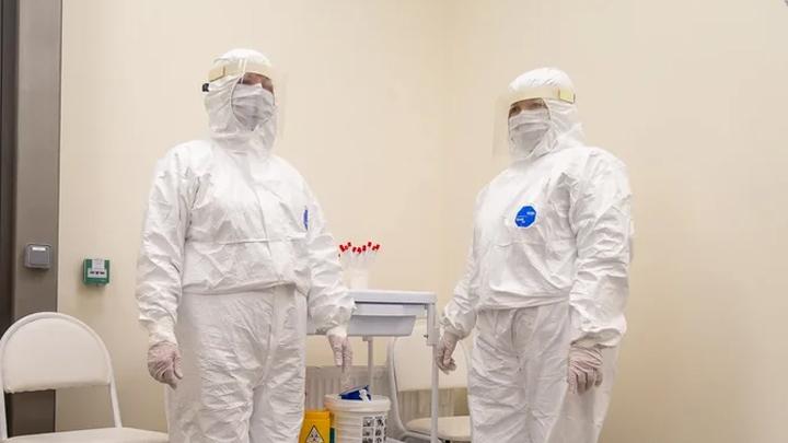 В Челябинске заново разворачивают ковидные госпитали