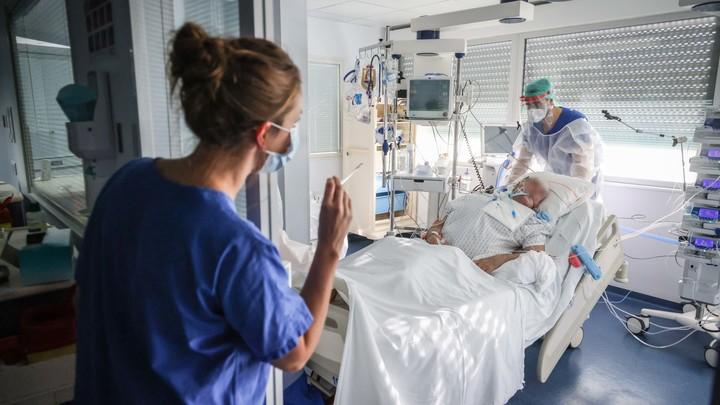 Смерть является не единственным плохим исходом ковида - врач