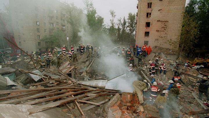 Сегодня в России день памяти жертв теракта на Каширском шоссе