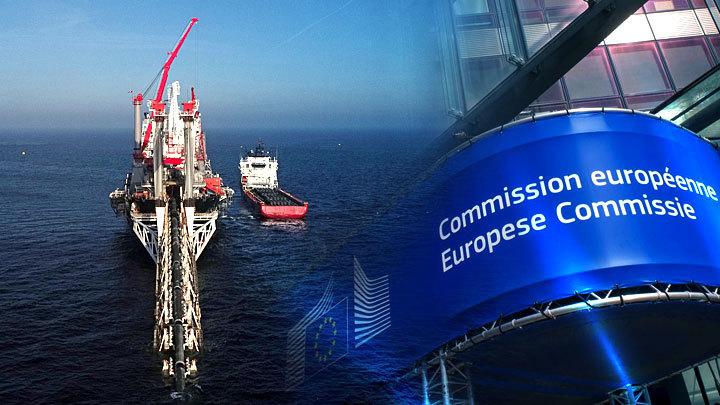 Германия вступила с Еврокомиссией в схватку за «Северный поток-2»