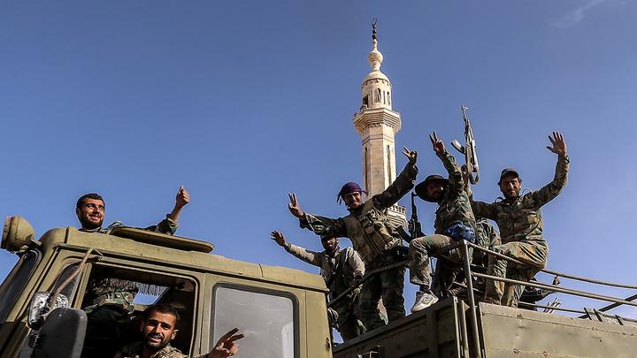 Башар Асад выиграл свою Курскую битву