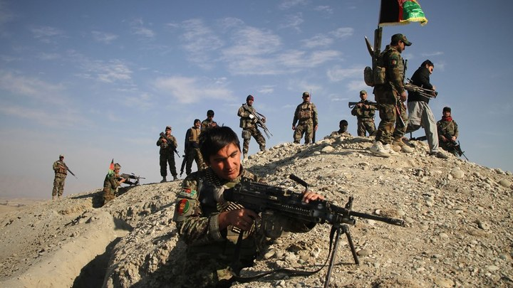 США готовы передать Талибану власть в Афганистане