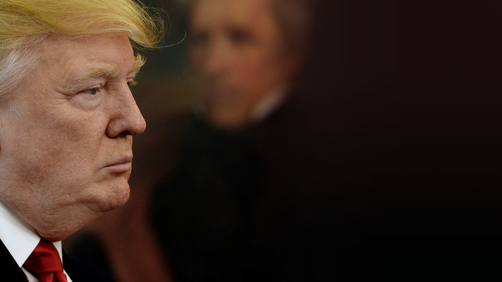 Терроризм помог Трампу протянуть руку Путину