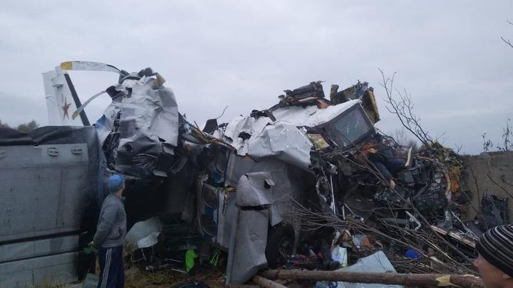 В катастрофе самолёта в Татарстане погиб глава конгресс-бюро Башкирии