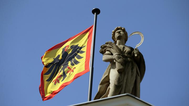 В Кафедральном соборе Берлина произошла перестрелка