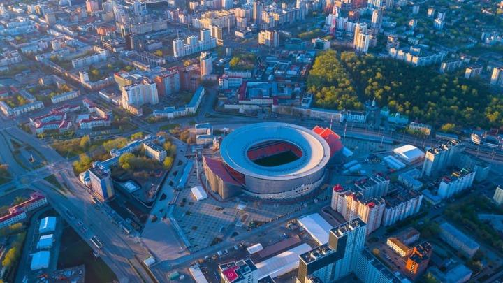 Для реконструкции стадиона «Екатеринбург-Арена» выделят еще 1,2 миллиарда рублей