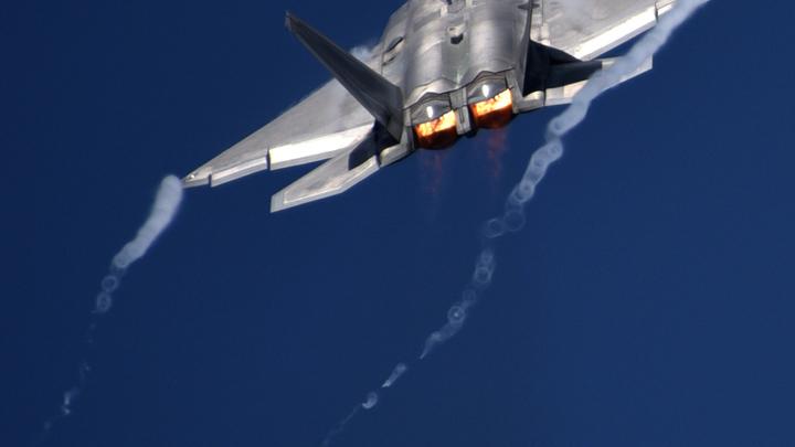 Натовские самолеты в очередной раз провоцируют русские ПРО в окрестностях Калининграда