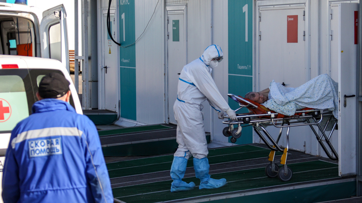 Жертвами Covid-19  в Ростовской области стали ещё пять человек, 240 заболели: Новости на 5 апреля