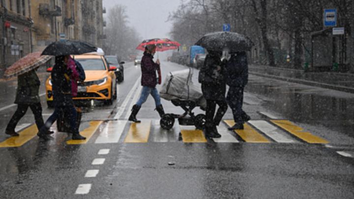 В Новосибирске ожидается похолодание до 0 градусов с мокрым снегом