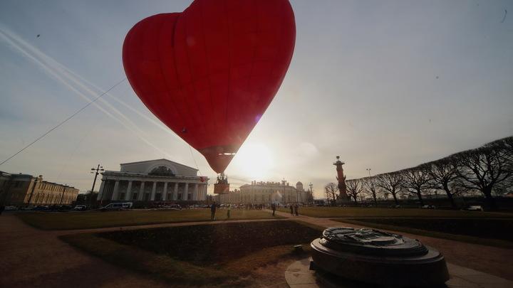 В День Победы в Санкт-Петербург вернётся тёплая погода