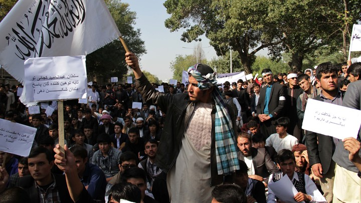 Ситуация критическая: Представитель Талибана* заявил о поддержке протестов из-за границы