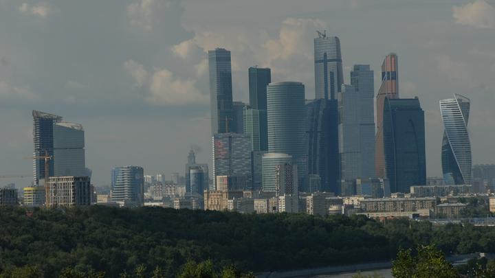 Стала известна стоимость квадратного метра в Москва Сити