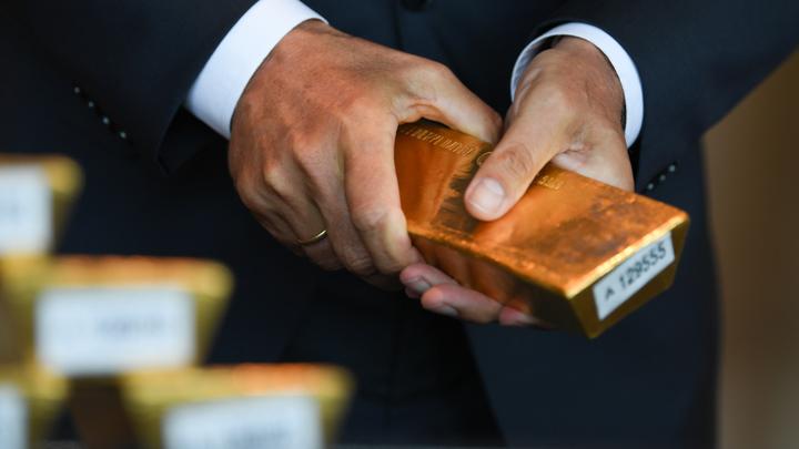 За проявленную честность француз получил в подарок слиток золота