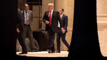 Трамп похвалил себя за работу президентом США