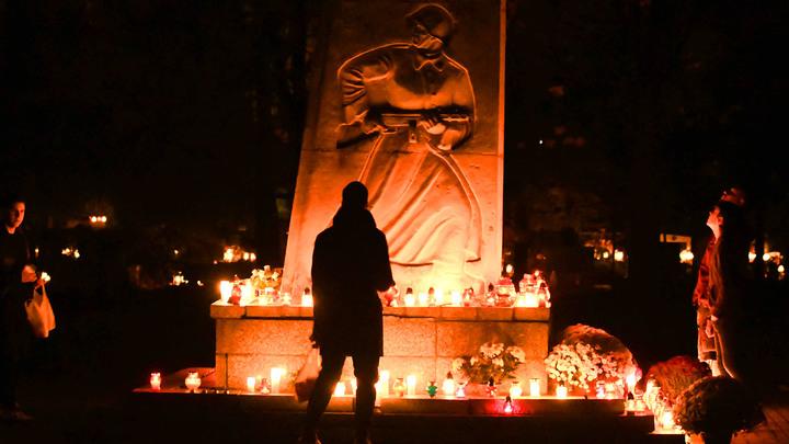 Защитить память солдат – долг России