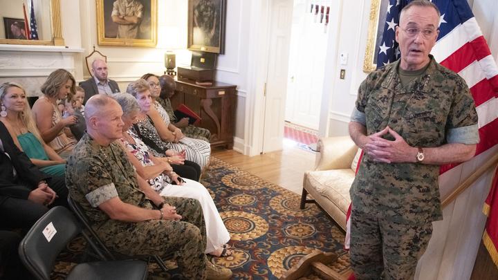 Честно?: Откровенный ответ серба о сильнейшей армии в мире стёр улыбку с лица генерала США