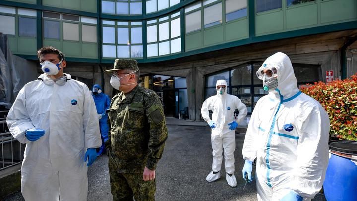 Работают в самом пекле: русские военные медики рискуют жизнью в Бергамо - посол РФ в Италии