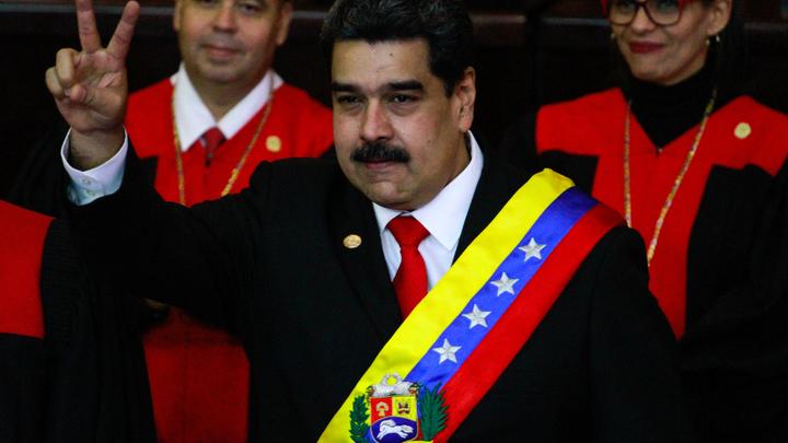 Не вмешивайтесь в наши дела: Мадуро подписал открытое письмо Трампу