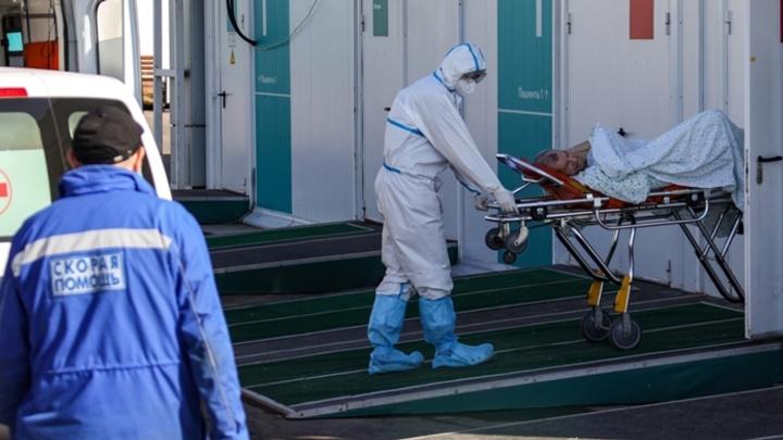 129 новых случаев заболевания коронавирусом выявили в Кузбассе