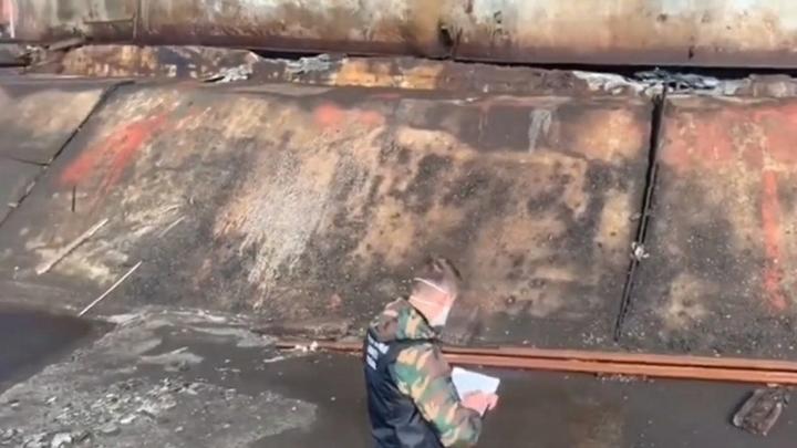 Названы четыре версии экологической аварии в Норильске