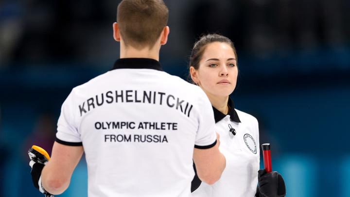 Крушельницкий вернет бронзовую медаль Игр в Пхенчхане