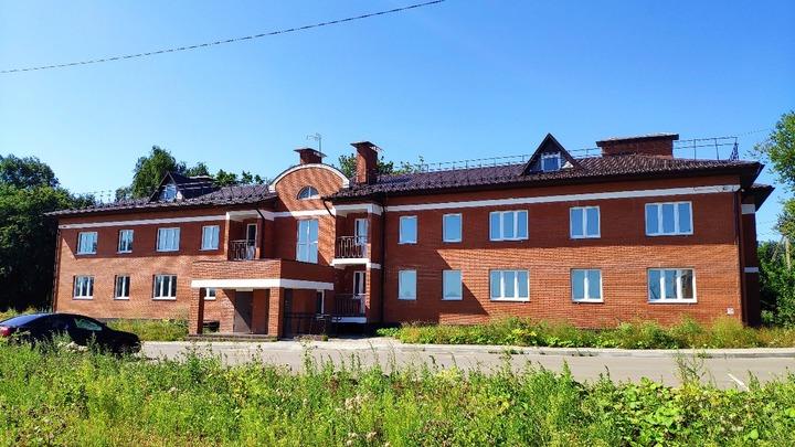 Новый дом в Дмитровском округе ждёт переселенцев