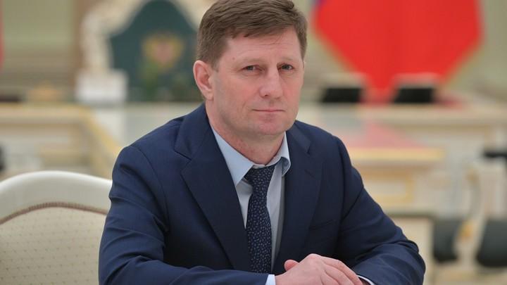 Трутнев заявил о железных обоснованиях в деле Фургала: Они могли знать факты из его биографии
