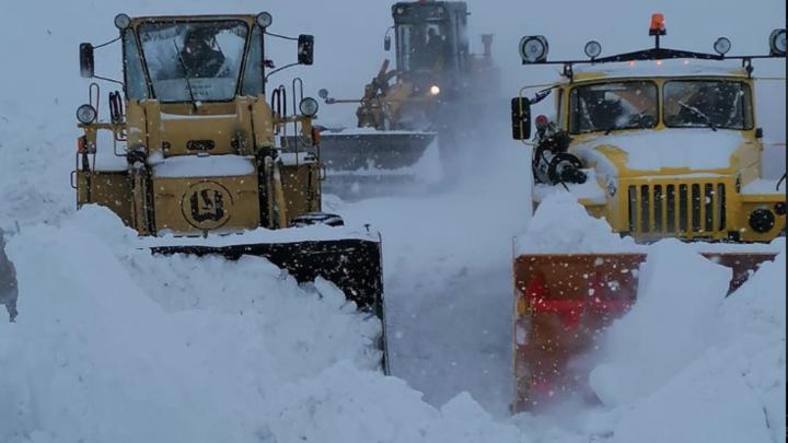 В Челябинской области ожидается транспортный коллапс из-за снегопада и гололедицы