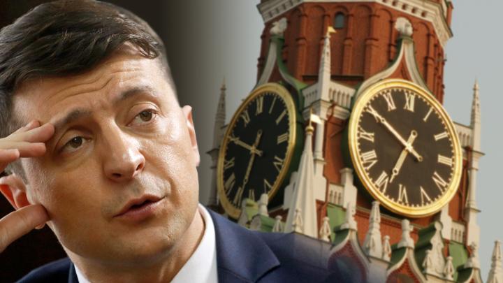 Легитимность под вопросом: Кремль не стал поздравлять Зеленского с победой