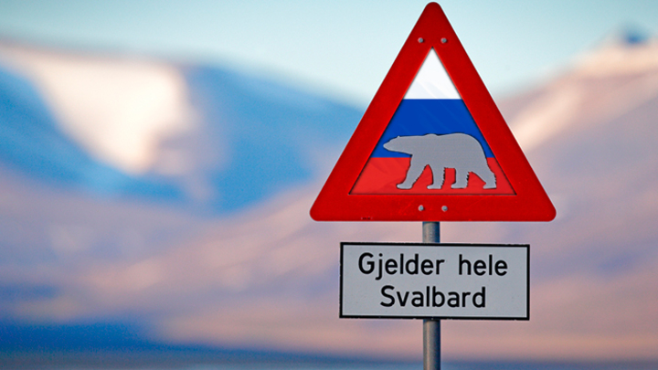 Россия захватит Шпицберген, как США Гренландию?