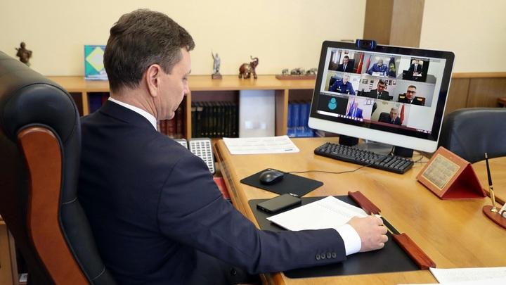 Губернатор Владимир Сипягин назначил служебную проверку в отношении директора облздрава
