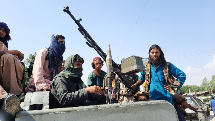 Властям Афганистана выставили требование 67 стран. Кроме России