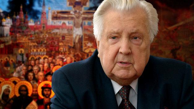 Россия Ильи Глазунова: Распятая и Вечная