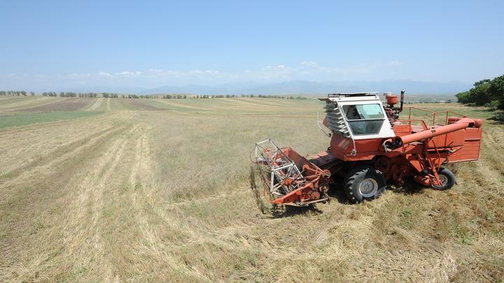 Армянскую сельхозтехнику отремонтируют за деньги России